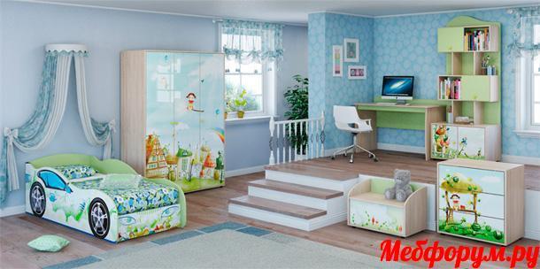 Детская мебель Браво (фисташковый).jpg