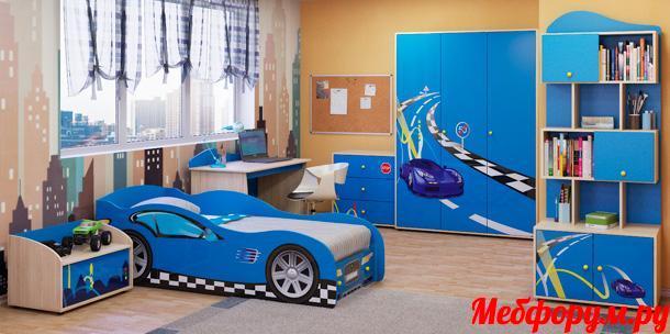 Детская мебель Браво (синий).jpg