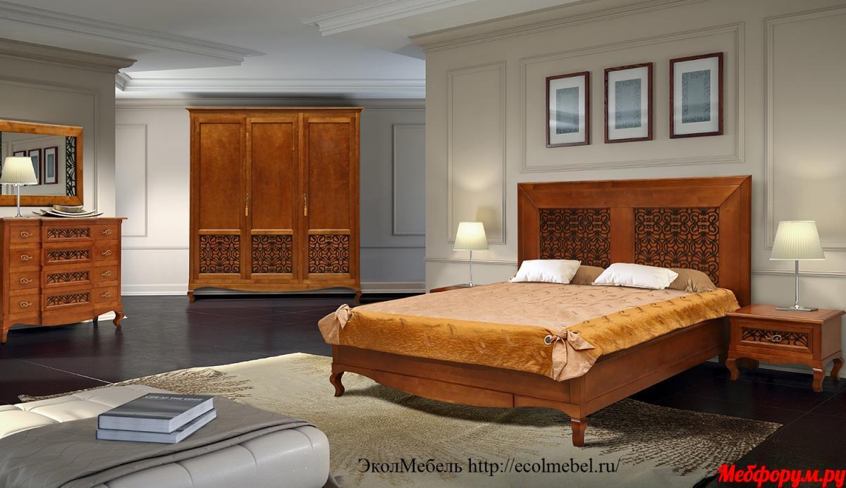 Спальня Видана вишня (коньяк).jpg